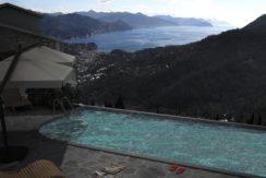 Villa a Santa Margherita Ligure con piscina