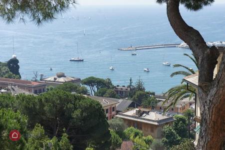 Appartmento con piscina Santa Margherita Ligure